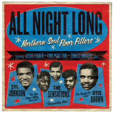 Various 'All Night Long - Northern Soul Floor Fillers' 2xLP