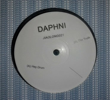 Daphni 'Hey Drum / The Truth' 12""