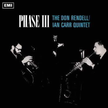 Don Rendell Ian Carr Quintet 'Phase III' LP