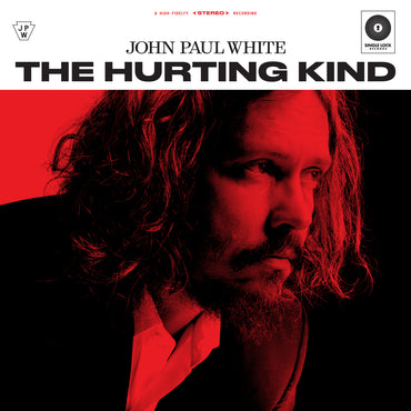 John Paul White 'The Hurting Kind' LP