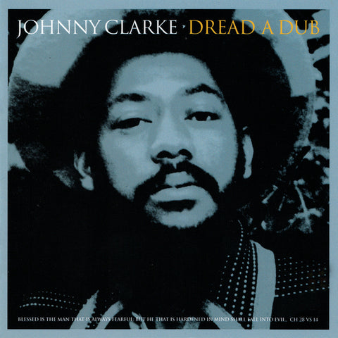Johnny Clarke 'Dread A Dub' LP