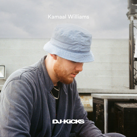 Various 'Kamaal Williams DJ-Kicks' 2xLP