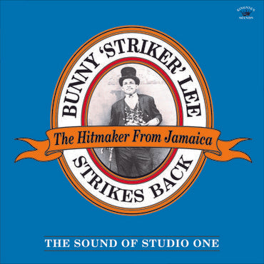 Bunny 'Striker' Lee 'Strikes Back: The Sound Of Studio One' LP