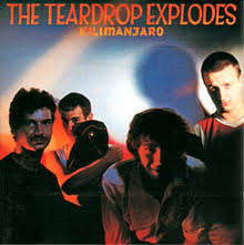 The Teardrop Explodes 'Kilimanjaro' LP