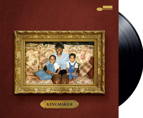 Joel Ross 'KingMaker' 2xLP