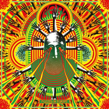 Goat 'Fuzzed In Europe' LP
