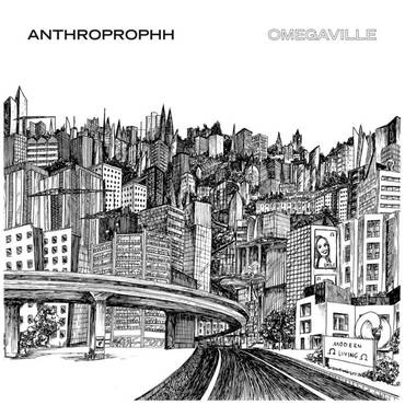 Anthroprophh 'Omegaville' 2xLP