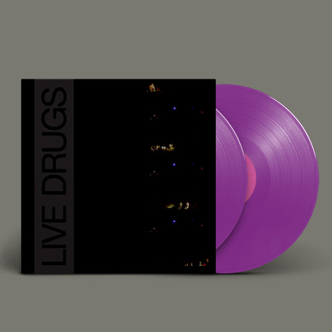 The War On Drugs 'LIVE DRUGS' 2xLP