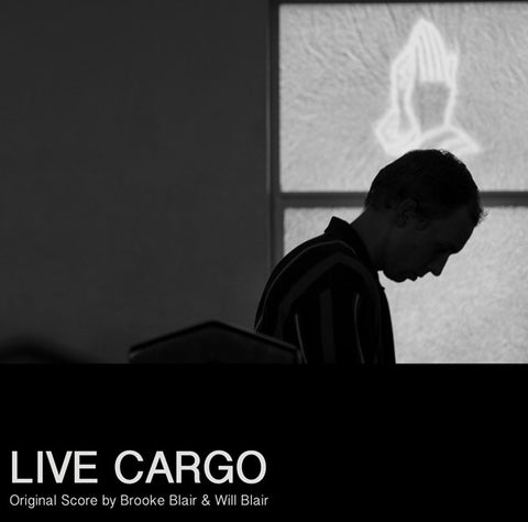 Brooke Blair & Will Blair 'Live Cargo: Original Score' LP