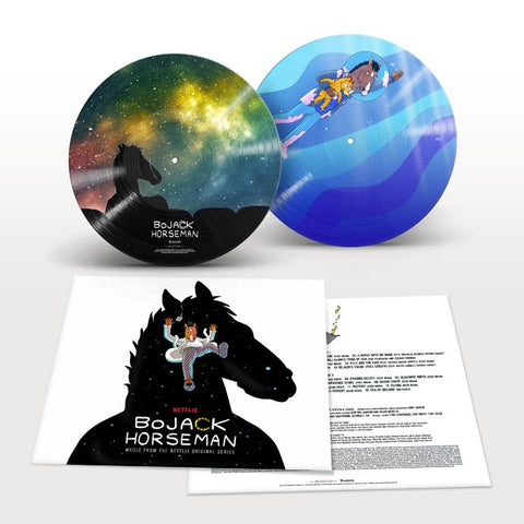 Various ''BoJack Horseman: Music From The Netflix Original Series' Picture Disc LP