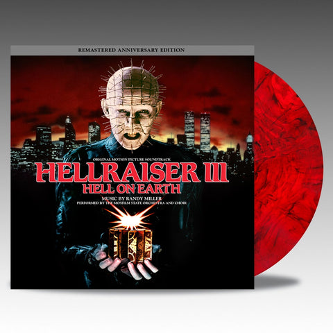 Randy Miller 'Hellraiser III: Hell On Earth (Original Motion Picture Soundtrack)' 2xLP