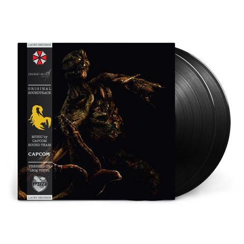 Capcom Sound Team 'Resident Evil: O' 2xLP