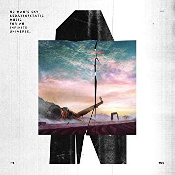 65daysofstatic 'No Man's Sky' 2xLP