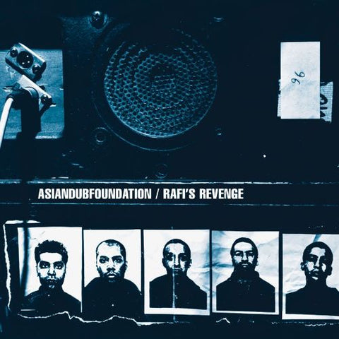 Asian Dub Foundation 'Rafi's Revenge: 20th Anniversary Edition' 2xLP