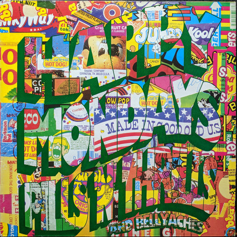 Happy Mondays 'Pills 'N' Thrills And Bellyaches' LP