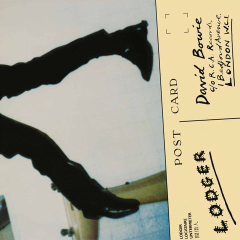 David Bowie 'Lodger' LP