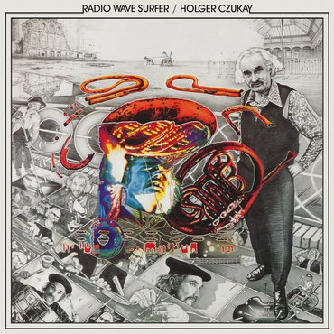 Holger Czukay 'Radio Wave Surfer' LP