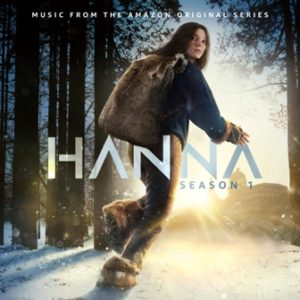 Geoff Barrow, Ben Salisbury & Various Artists 'HANNA: Season 1 (Music From The Amazon Original Series)' 2xLP