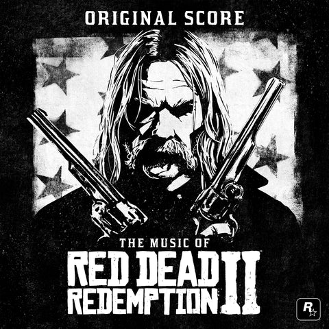 Various 'The Music Of Red Dead Redemption II: Original Score' 2xLP
