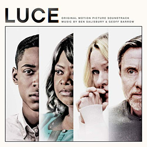 Ben Salisbury & Geoff Barrow 'Luce: Original Motion Picture Soundtrack' LP