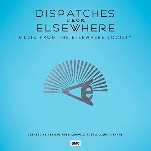 Atticus Ross, Leopold Ross & Claudia Sarne 'Dispatches From Elsewhere: Music From The Elsewhere Society' LP