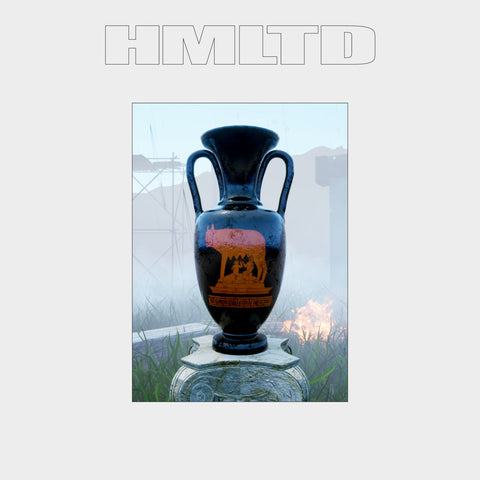 HMLTD 'West Of Eden' LP