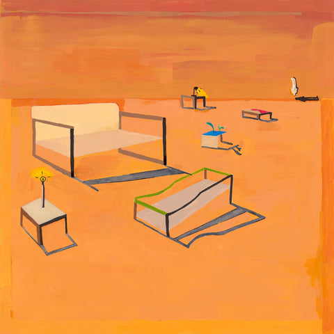 Homeshake 'Helium' LP