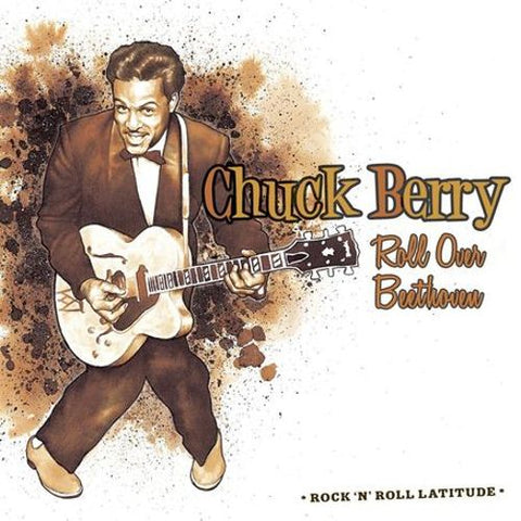 Chuck Berry 'Roll Over Beethoven' 2xLP