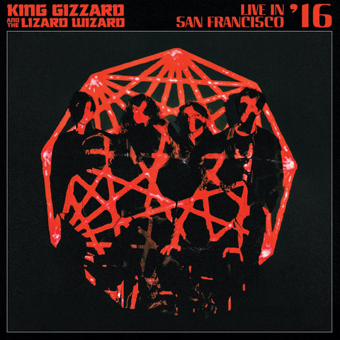 King Gizzard & The Wizard Lizard 'Live In San Francisco '16' 2xLP