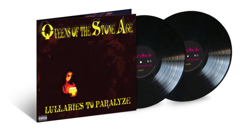 Queens Of The Stone Age 'Lullabies To Paralyze' 2xLP