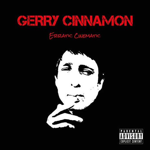 Gerry Cinnamon 'Erratic Cinematic' LP