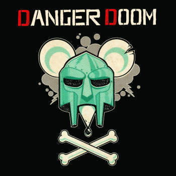 Dangerdoom 'The Mouse and The Mask: Official Metalface Edition' 3xLP
