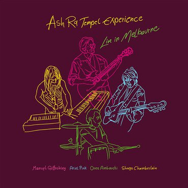 Ash Ra Tempel Experience 'Live In Melbourne' LP