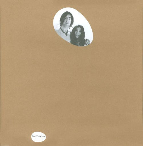 John Lennon / Yoko Ono 'Unfinished Music No. 1: Two Virgins' LP