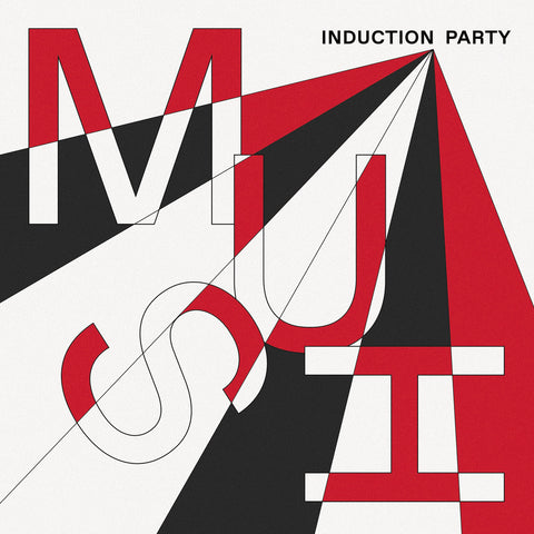 Mush 'Induction Party' LP
