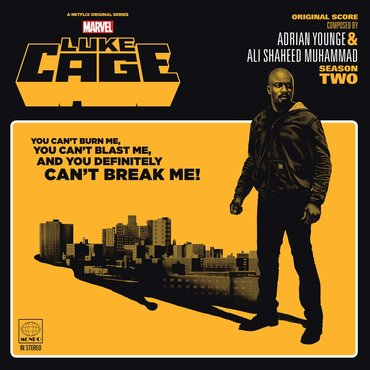 Adrian Younge and Ali Shaheed Muhammad 'Marvel's Luke Cage - Season Two (Original Soundtrack)' 2xLP