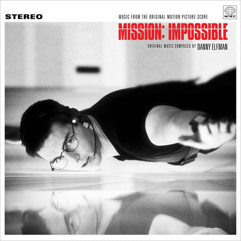 Danny Elfman 'Mission Impossible' 2xLP