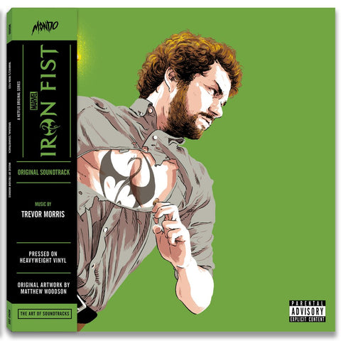 Trevor Morris 'Marvel's Iron Fist (Original Soundtrack) LP