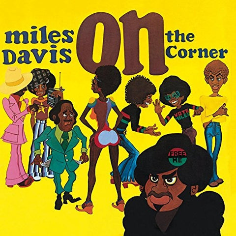 Miles Davis 'On The Corner' LP