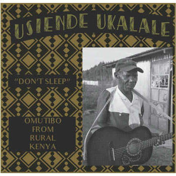 Various 'Don't Sleep: Omutibo From Rural Kenya' LP