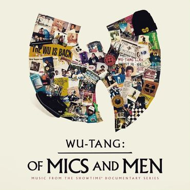 Wu-Tang Clan 'Wu-Tang: Of Mics and Men' LP