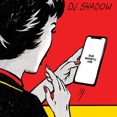 DJ Shadow 'Our Pathetic Age' 2xLP