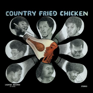 Bubbha Thomas and The Lightmen 'Country Fried Chicken' 2xLP