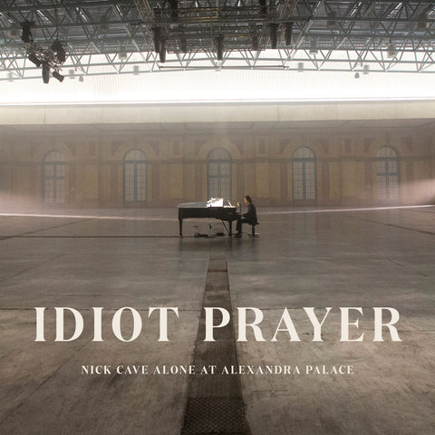Nick Cave 'Idiot Prayer - Live Alone At Alexandra Palace'