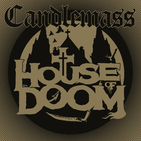 Candlemass 'House of Doom' LP