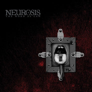 Neurosis 'The Word As Law' LP