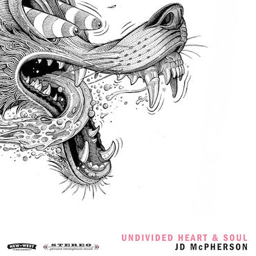 JD McPherson 'Undivided Heart and Soul' LP