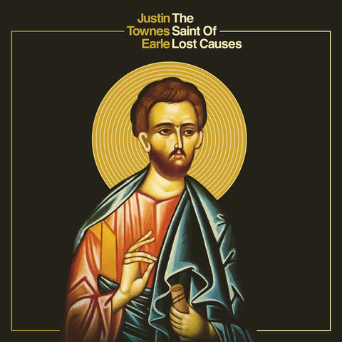 Justin Townes Earle 'The Saint Of Lost Causes' 2xLP