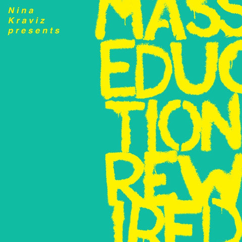 St Vincent 'Nina Kraviz Presents MASSEDUCTION Rewired' LP