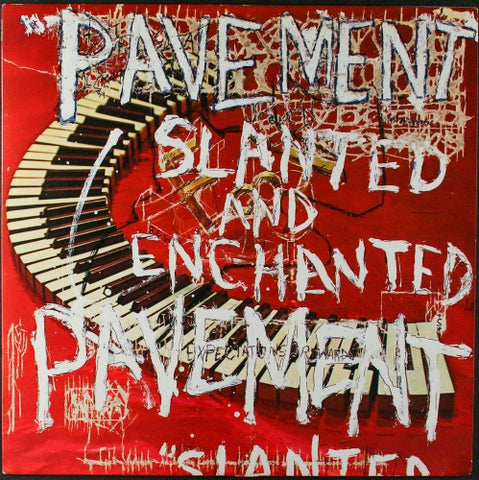 Pavement 'Slanted and Enchanted' LP